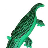 Inflatable Crocodile 150cms