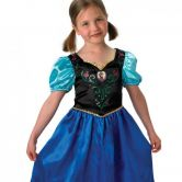 Anna Child Disney Frozen Costume