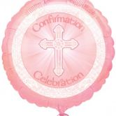 Confirmation Pink | Radiant Cross