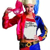 Women's DC Suicide Squad, Harley Quinn Costume,