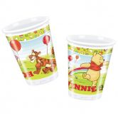 Plastic Cups Winnie The Pooh And Piglet