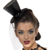Top Hat Mini Fever - Black