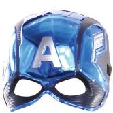 Captain America Metallic Mask