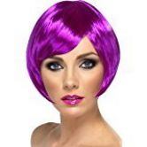 Purple Wig - SOLD OUT