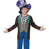 Deluxe Hatter Child Costume