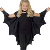 Vampire Bat Wings - Child Costume