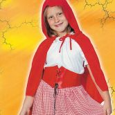 Red Riding Hood Child Costume | CC458 | CC459 |g51157