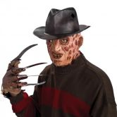 Freddy Krueger Molded Adult Fedora