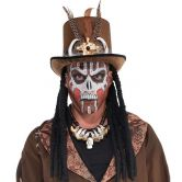 Witch Doctor Hat & Dreads