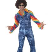 Groovier Dancer 70's Adult Men's Costume