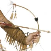 Indian Bow and Arrow Set Deluxe