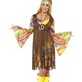 1960's Groovy Lady Adult Costume