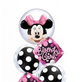 Minnie Mouse Bubble Display