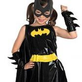 Batgirl child costume