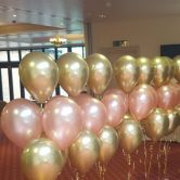 Balloon Floor Bouquets