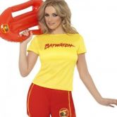 Womens Baywatch Costume