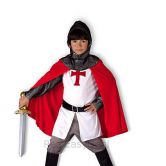 Crusader Boy Childs Costume |cc789 cc790