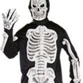 EVA Skeleton Costume SALE