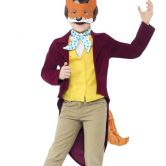 Roald Dahl Fantastic Mr Fox Child Costume