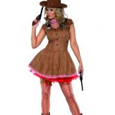 Wild West Fever Adult Costume