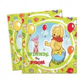 Luncheon Napkins Winnie The Pooh And Piglet