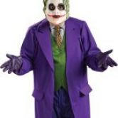 Deluxe The Joker Costume Adult