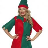Miss Elf Adult Costume Sold Out