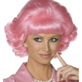 Frenchy Wig Pink | Grease