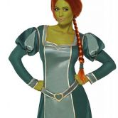 Shrek - Fiona Adult Costume