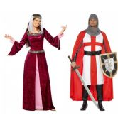 Medieval and Tudor Costumes