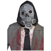Latex Zombie Gas Masks