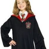 Harry Potter Child | Hermione Granger Child Costume | Gryffindor Robe