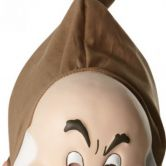 Grumpy Seven Dwarf Adult  Mask - Due in May 19