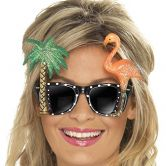 Adult Tropical Sunglasses