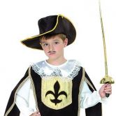 Musketeer Child Costume| cc969