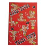 Kama Sutra Playing Cards Red
