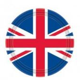 Sold Out - Great Britain Paper Plates