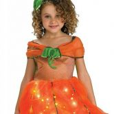 Pumpkin Princess Dress