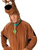 Deluxe Scooby-Doo Costume Adult