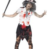 Zombie Policewoman Adult