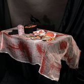 Bloody Gauze Tablecover