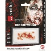 Horror Wound Transfer, Dead Flesh