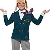 David Walliams Deluxe Grandpa's Great Escape costume