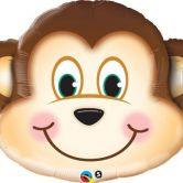 Mischievous Monkey Qualatex 35