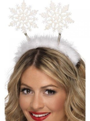 Snowflake Head Boppers (Example Photo)