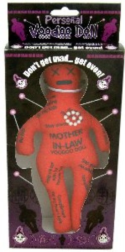 Mother in Law-Voodoo Doll (Example Photo)