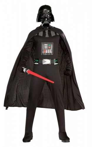 Rubie's Official Star Wars Darth Vader Classic, Adults Costume (Example Photo)