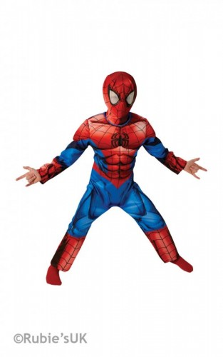 Deluxe Ultimate Spider-Man (Example Photo)