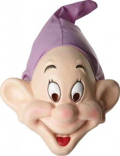 Dopey Seven Dwarf Adult Mask - Due in May (Example Photo)