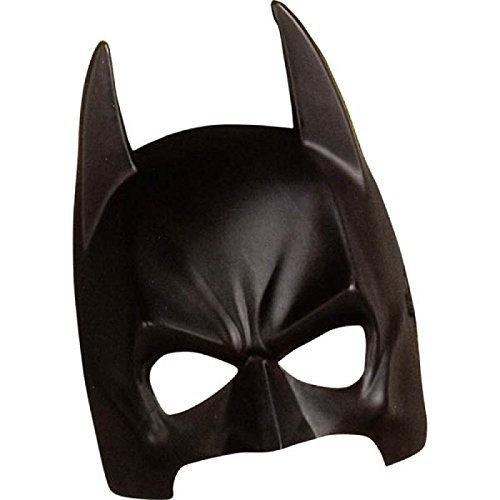 Official Batman Mask, Children Costume - One Size (Example Photo)
